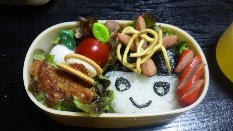 たまごっち弁当(まめっち) – 簡単☆可愛いキャラ作り