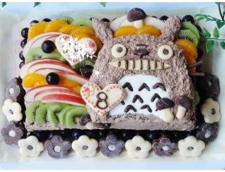 となりのトトロケーキ – 誕生日やイベントに