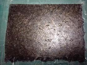 オブラート海苔の作り方①