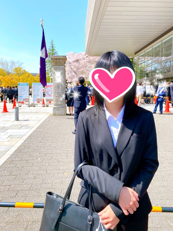 長女♡大学入学式~in京都