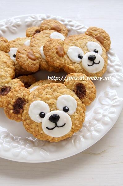 ダッフィーのクッキー