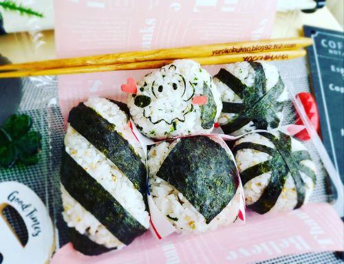 補食おにぎり☆さりげなく~^^♪&チェーン店の麺スタグラム☆