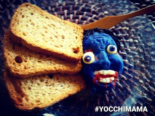 ハロウィンデコ♪パンに塗って挟んで♪&北海道グルメ☆美唄グルメ☆